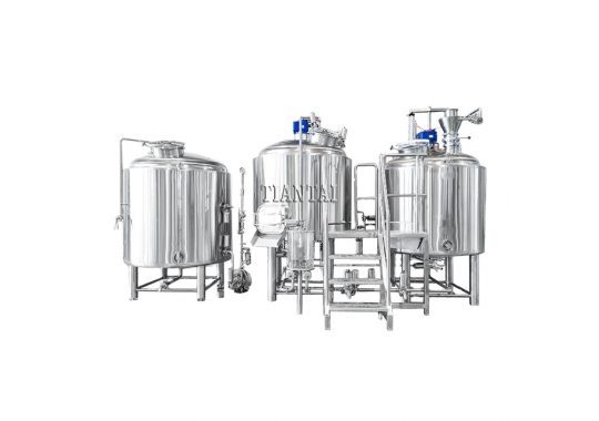 5 or 10 hL Brewery